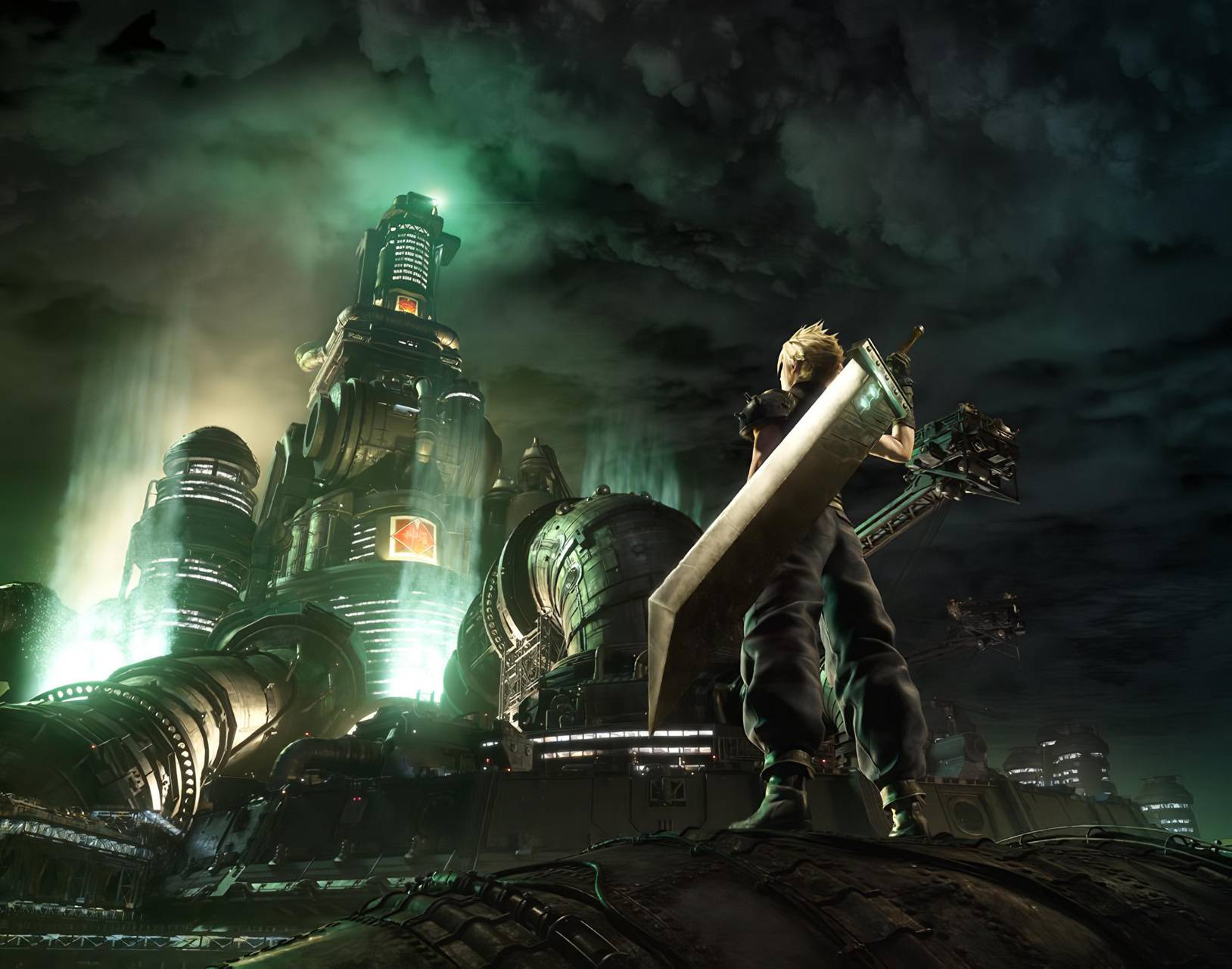 Final Fantasy VII R