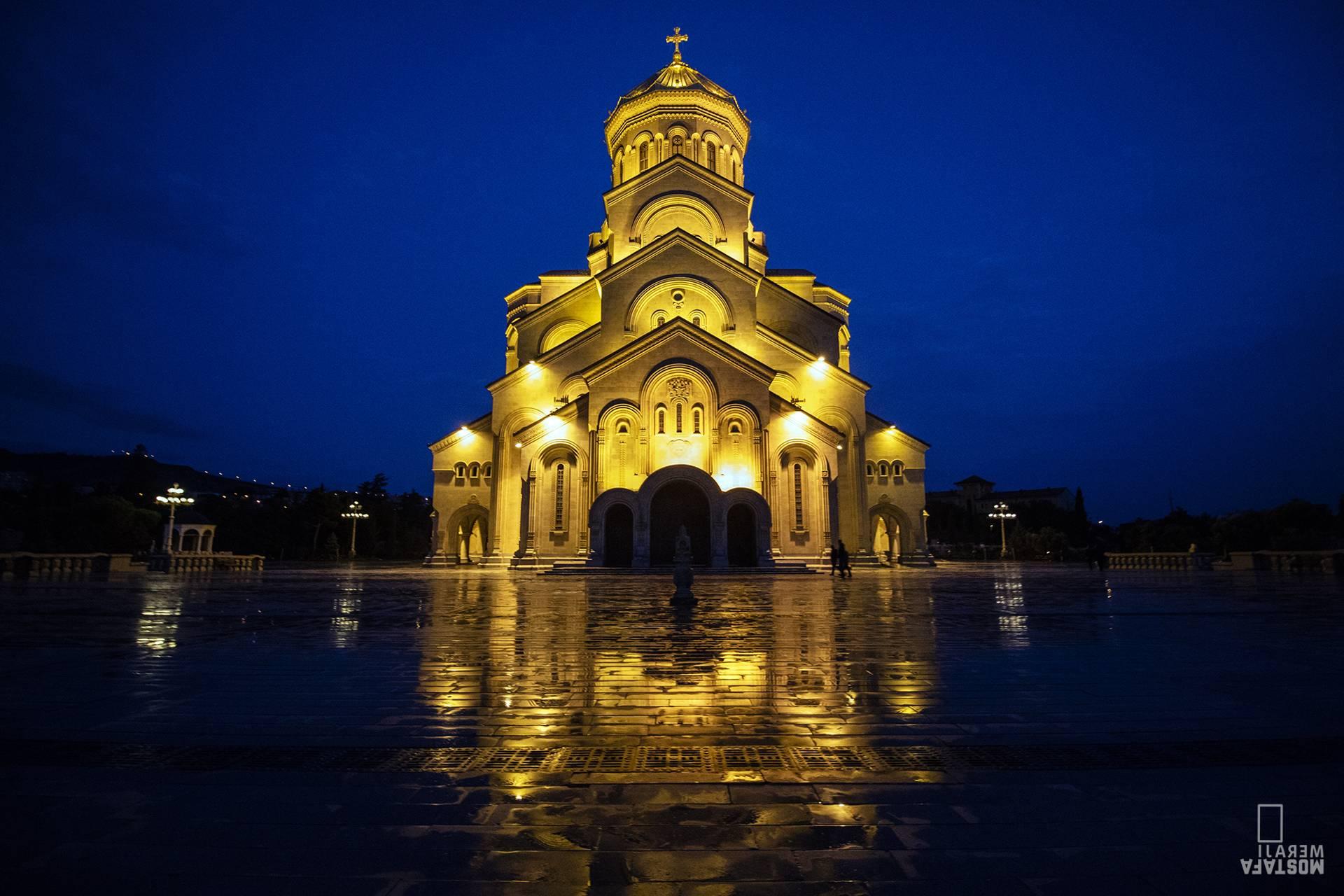 Tbilisi Church