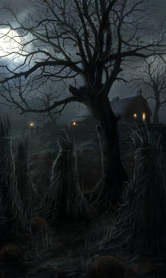 Dark Halloween Hd