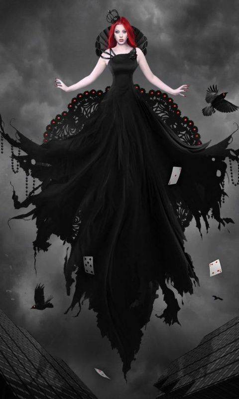 The Dark Queen Wallpaper By Artemida23 D1 Free On Zedge