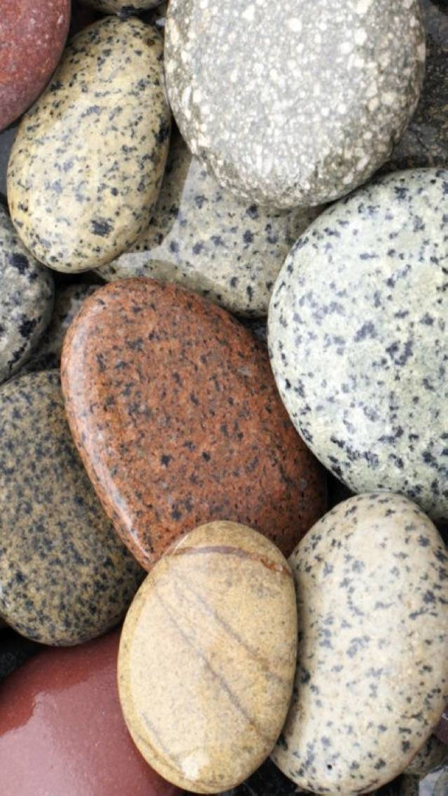 Soft Colorful Stones