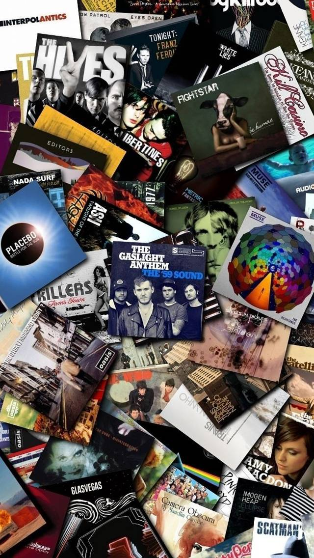 Music Cds Wallpaper by SIR_DON - 3c - Free on ZEDGE™