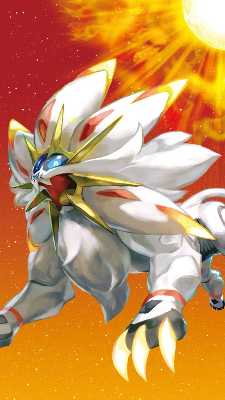 solgaleo wallpaper by ruby1722 - 7d
