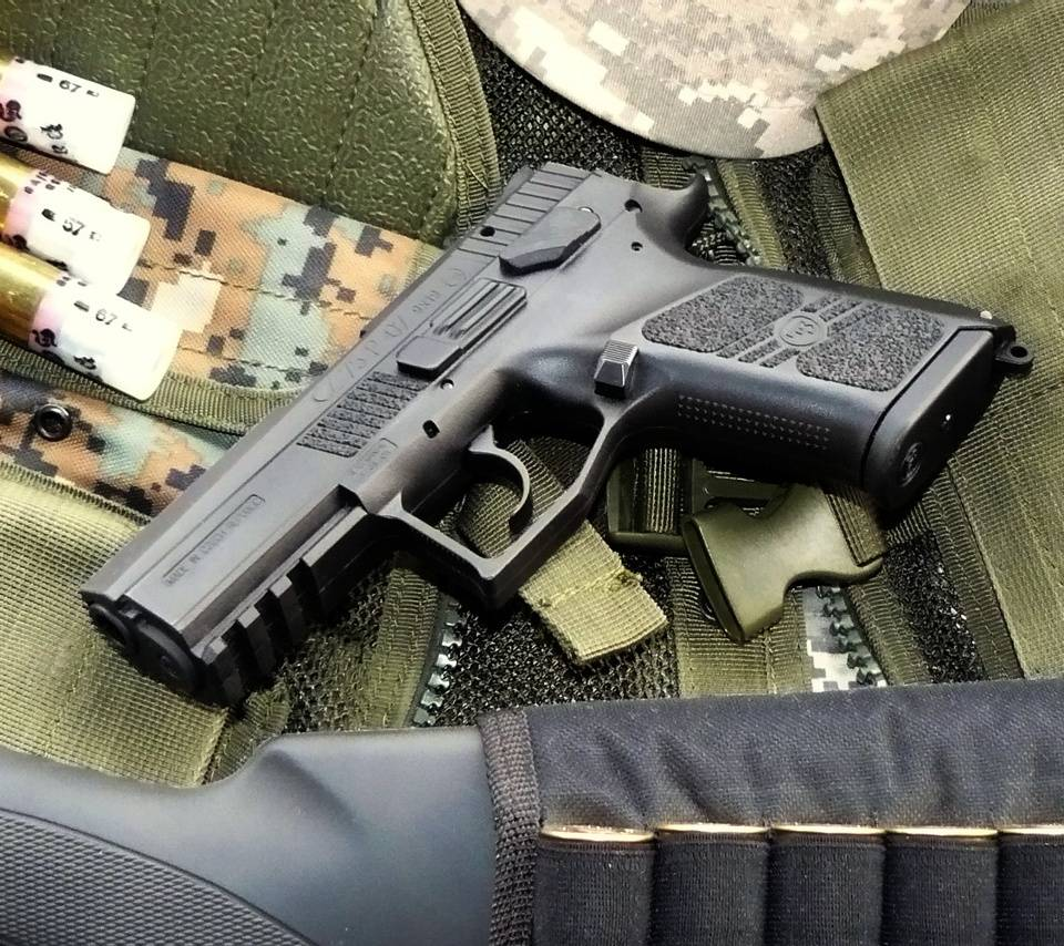 Cz75 Duty
