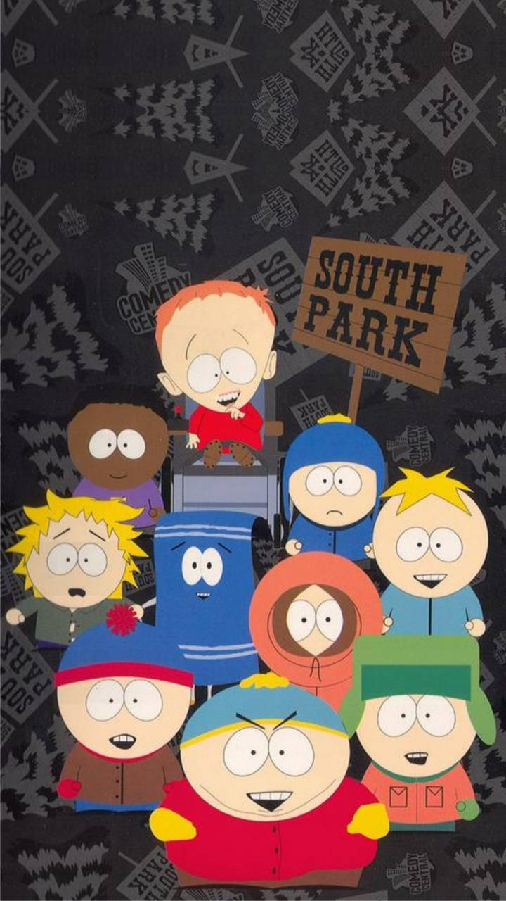 Southpark Crew Wallpaper By Playstationhage1368 E1 Free On Zedge