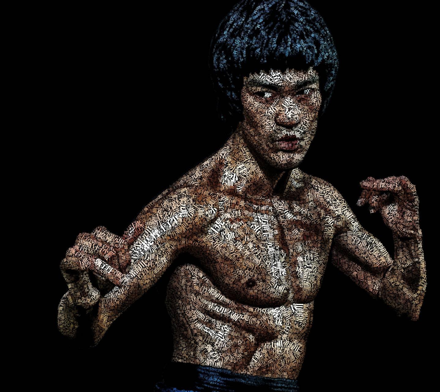 Art Bruce Lee