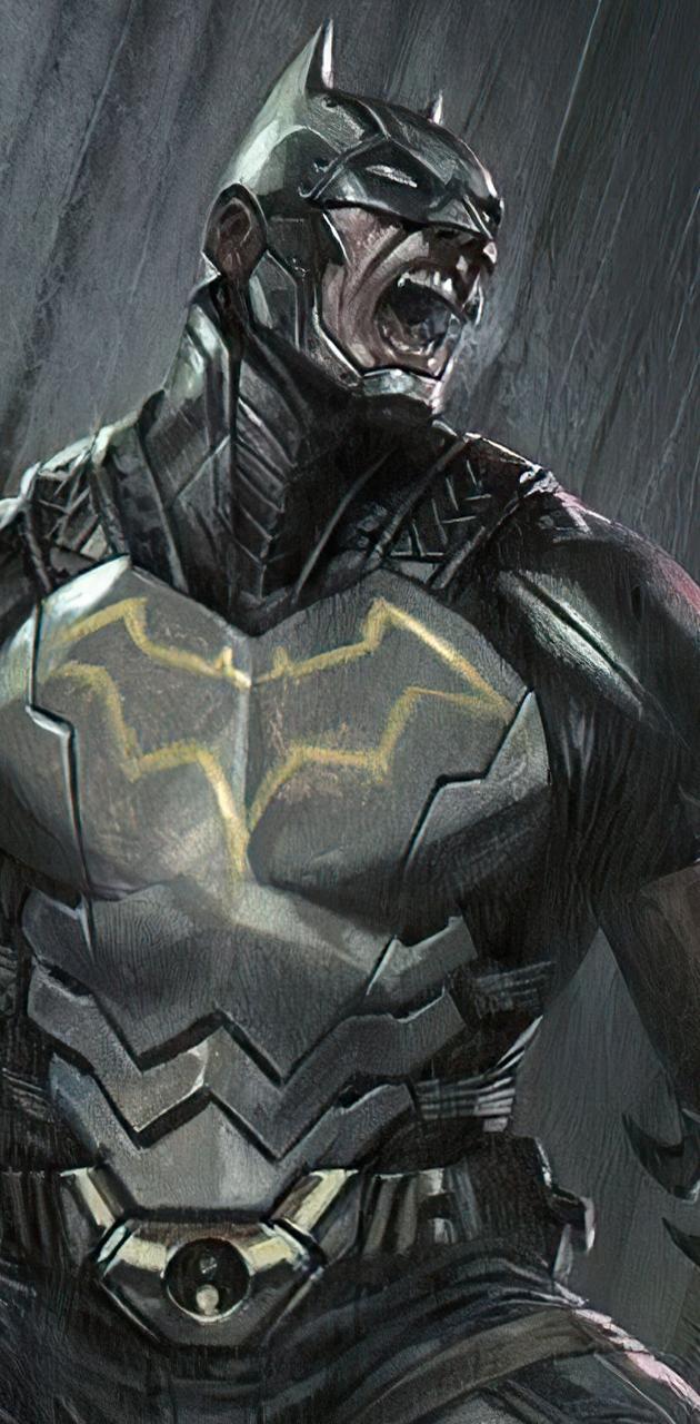 BATMAN FUTURE
