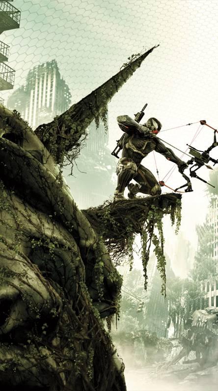 Crysis. The Hunter