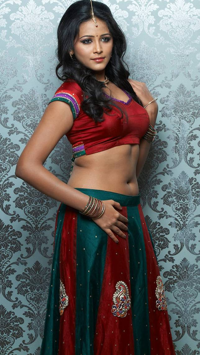 Subhiksha Hot Navel