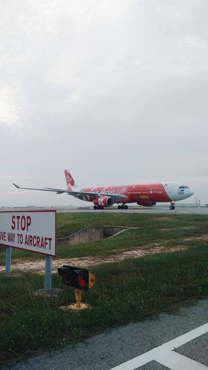 Airbus A330 AirAsia