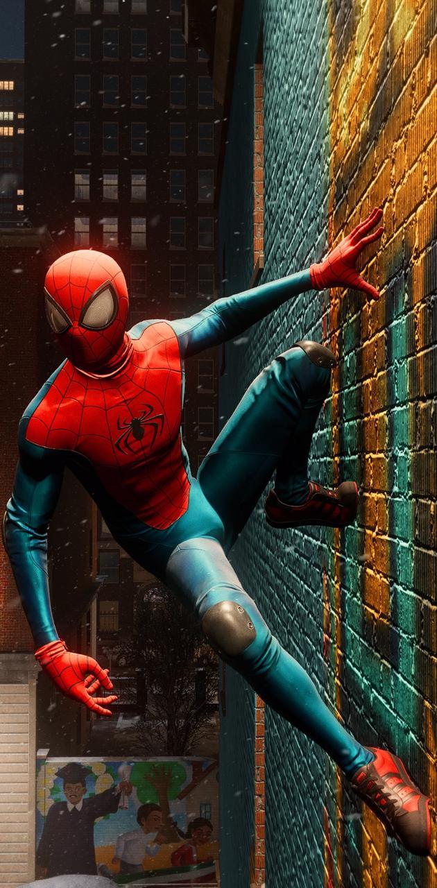 Spiderman miles