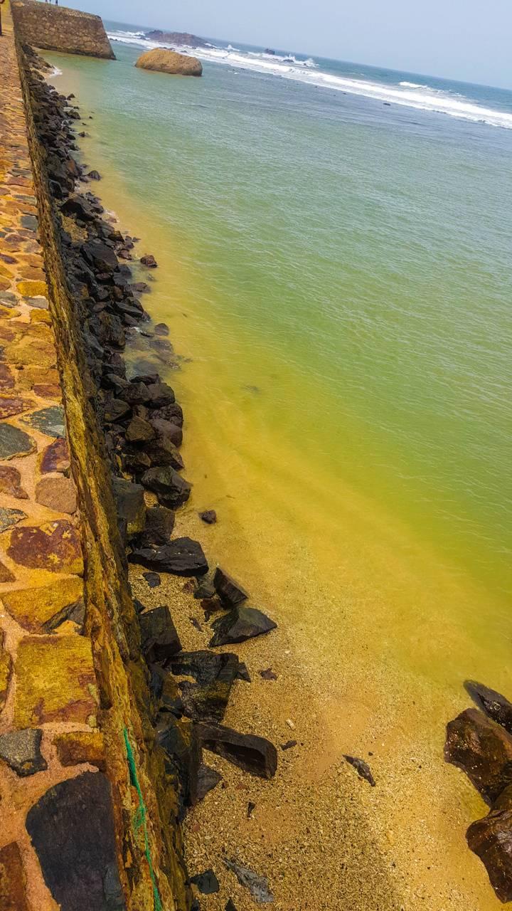 galle green beach