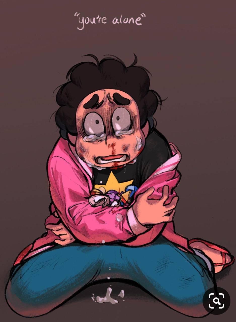 Steven universe sad