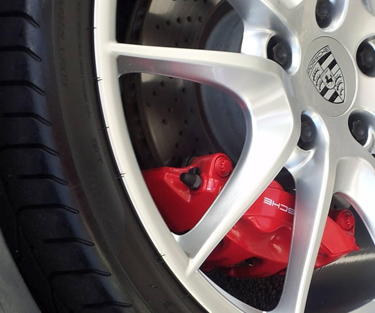 Porsche Tire