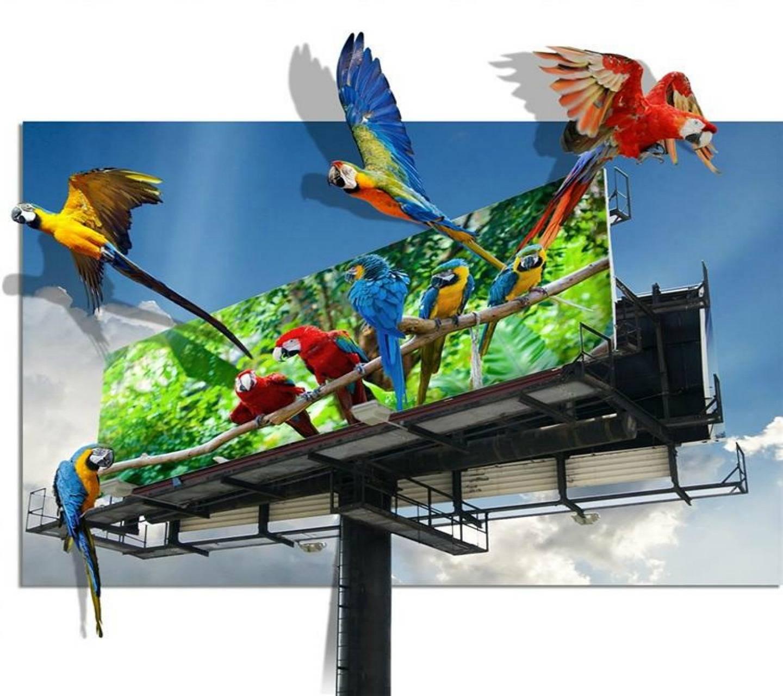 3d Birds Art Hd