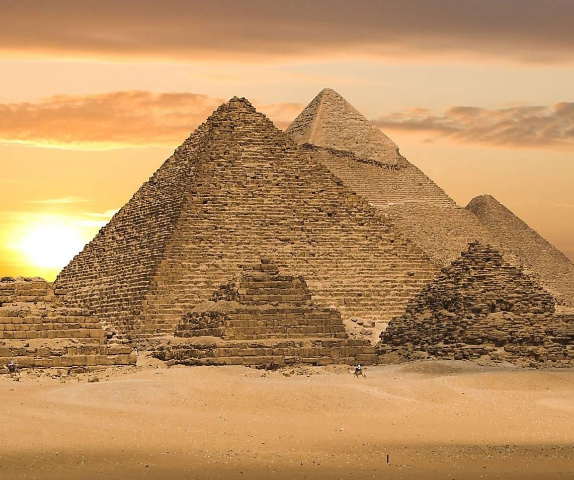 Pyramids Hd
