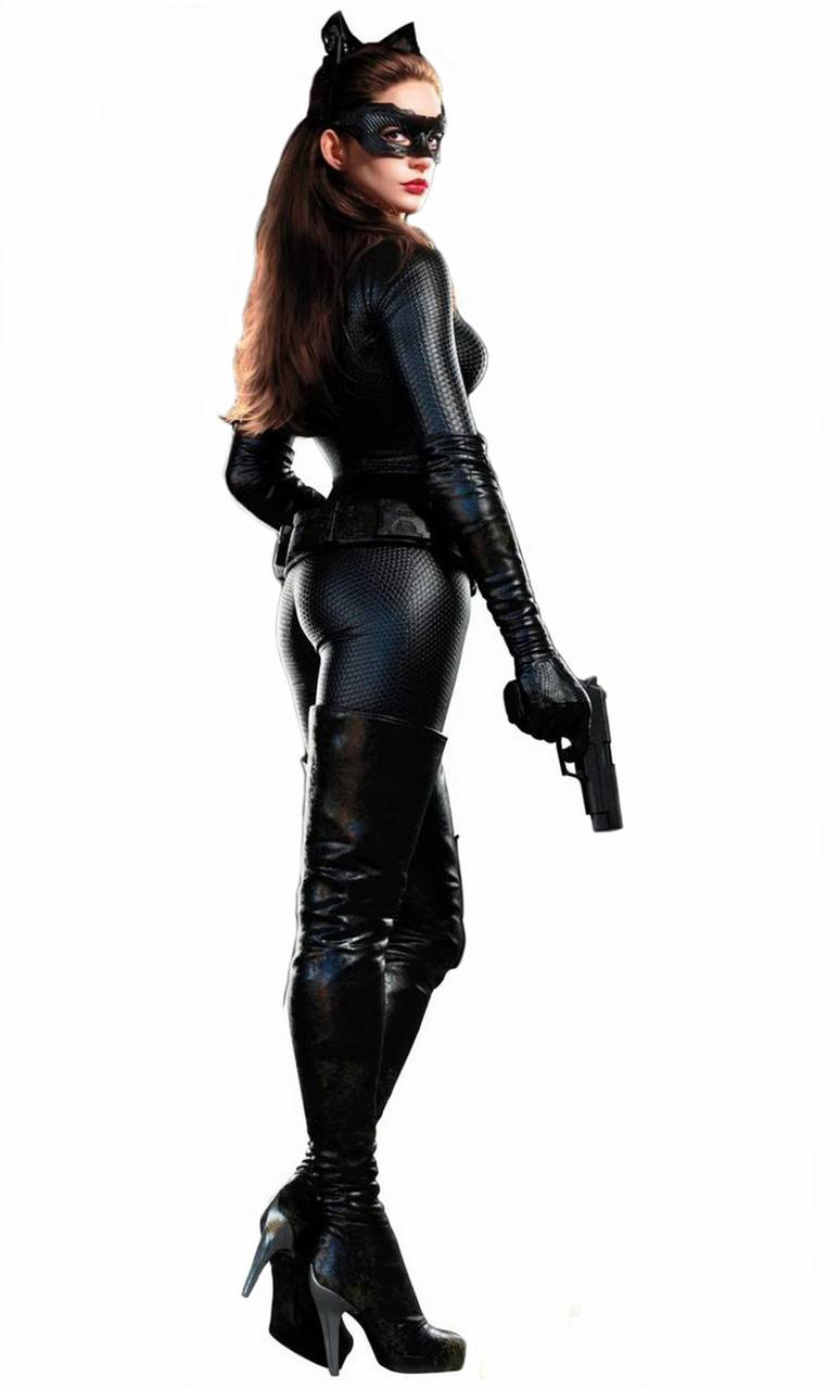 Catwoman Anne