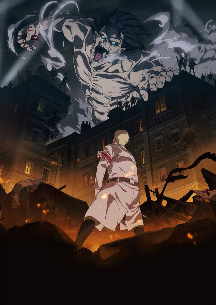 Shingeki No Kyojin Wallpapers Free By Zedge