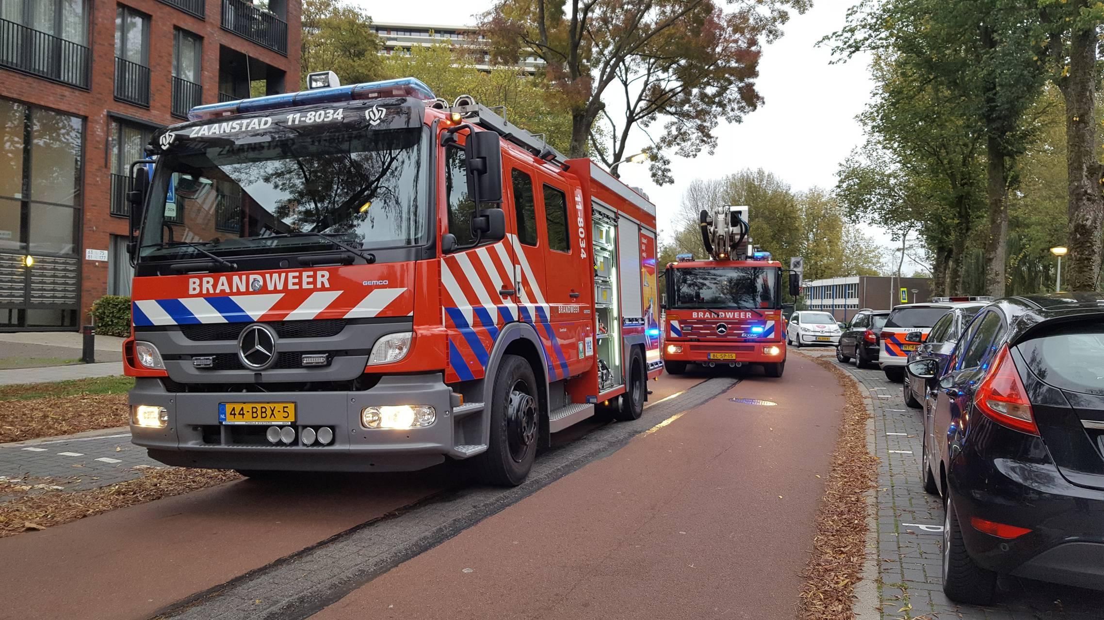 Brandweer 11-8034