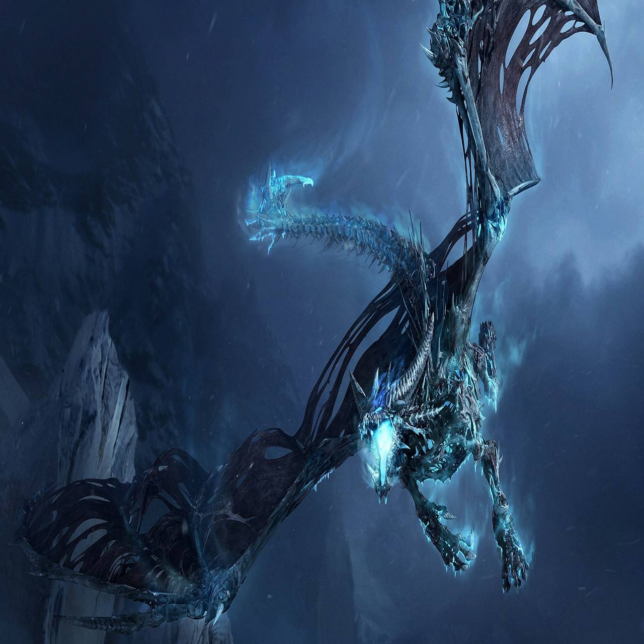 lich king dragon