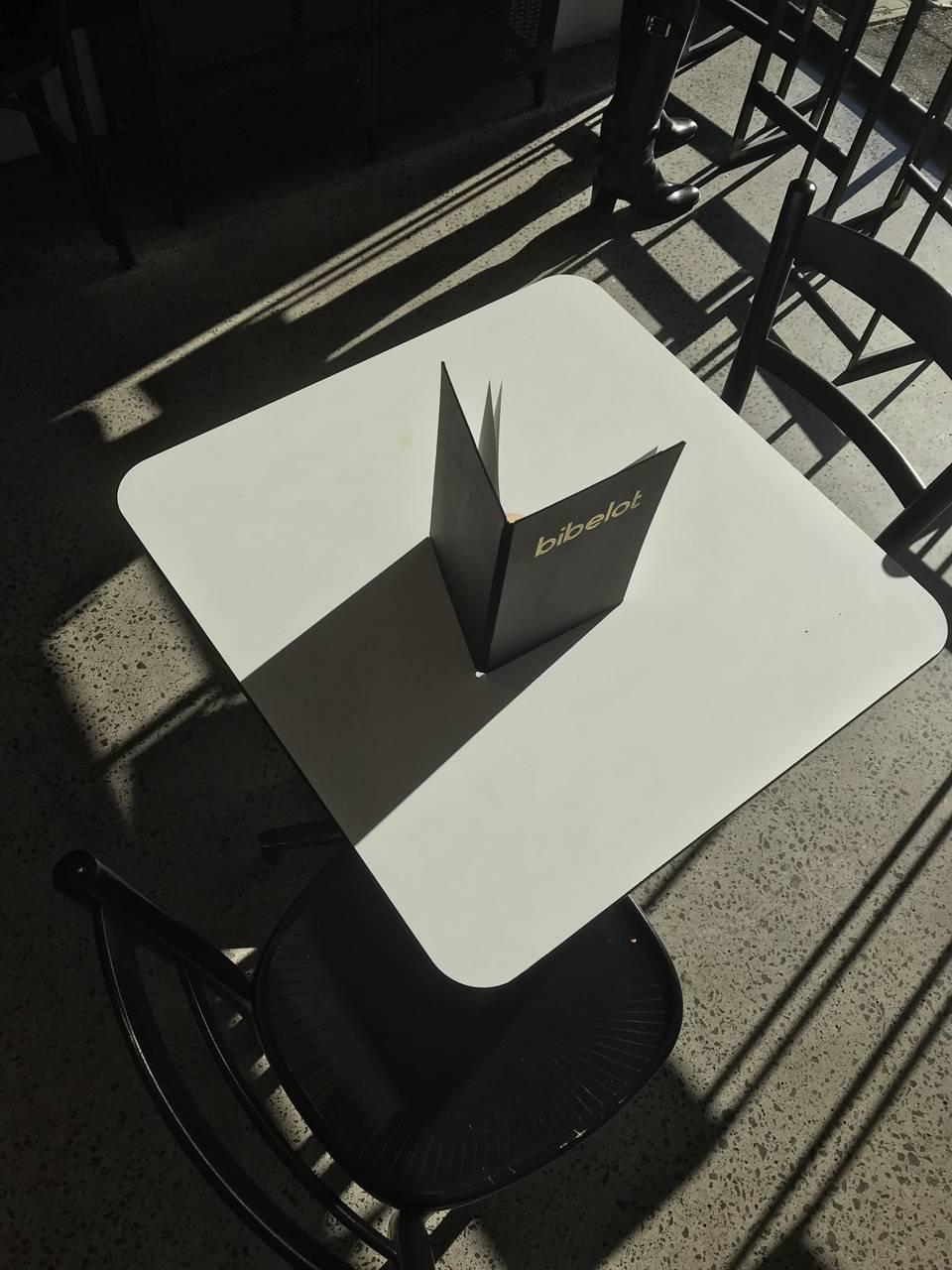 Cafe Shadow