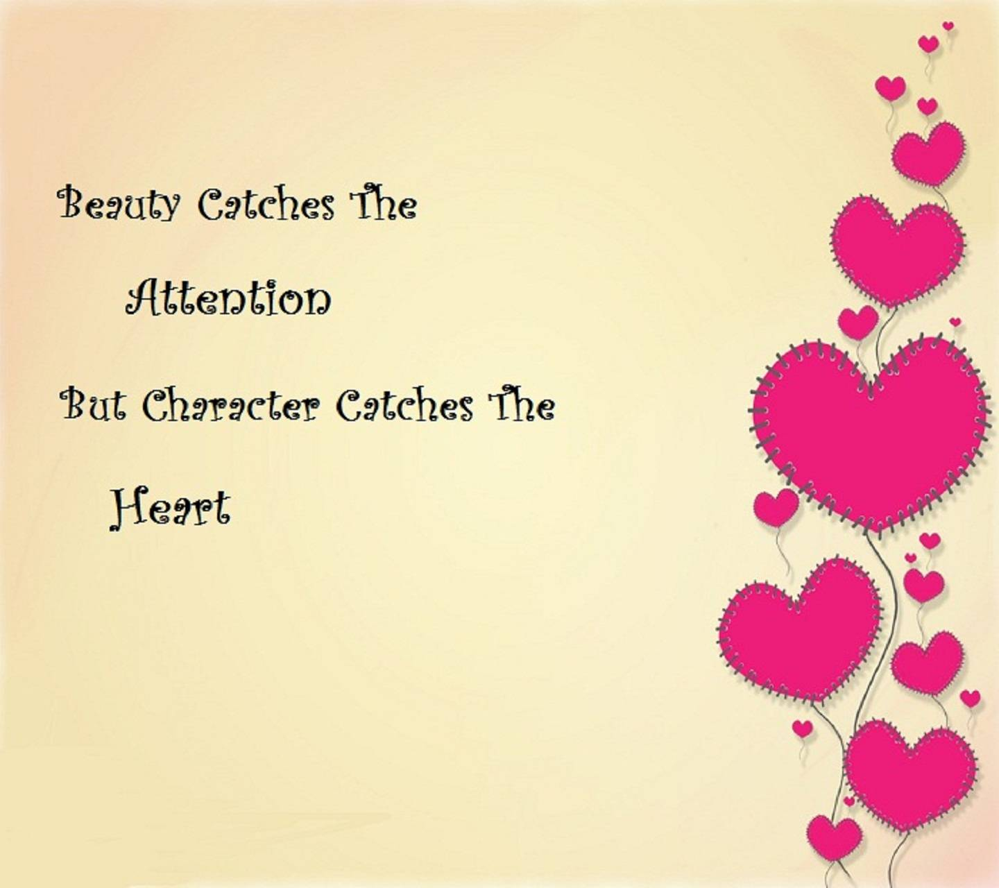 Heart Love Attention