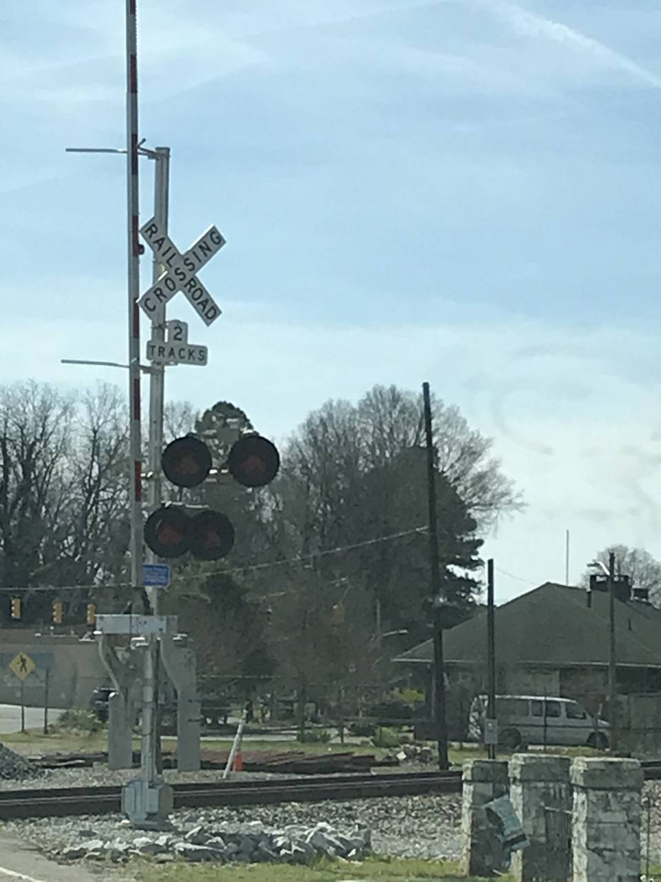 My Railroad Crossing