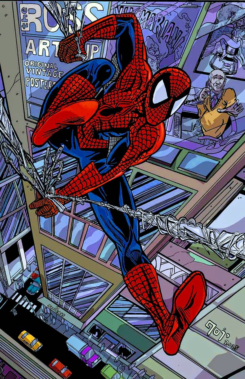 Spiderman Comic Wallpaper By Vriverau 8a Free On Zedge