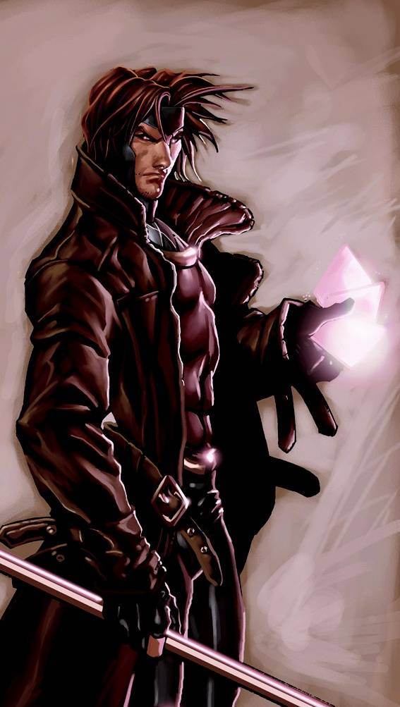 Gambit Wallpaper By Luisdiegolee 04 Free On Zedge