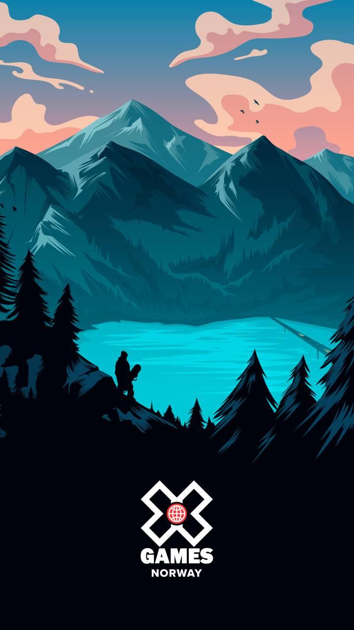 X Games Norway Wallpaper by Z_Studios - e6