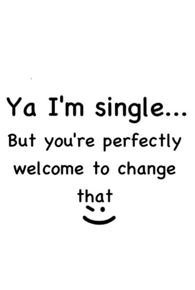 I am single wallpapers