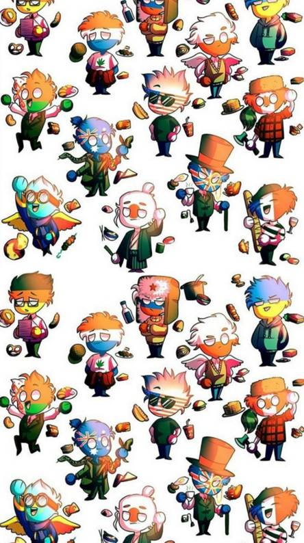 Countryhumans Ringtones And Wallpapers Free By Zedge