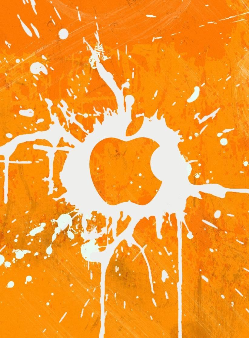 Orange Apple Splach