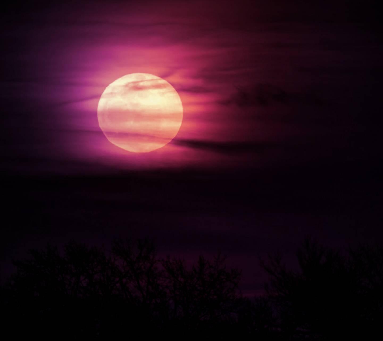 Breathtaking Moon