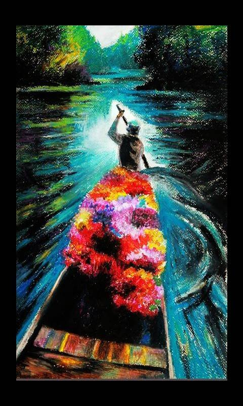 Boat roses