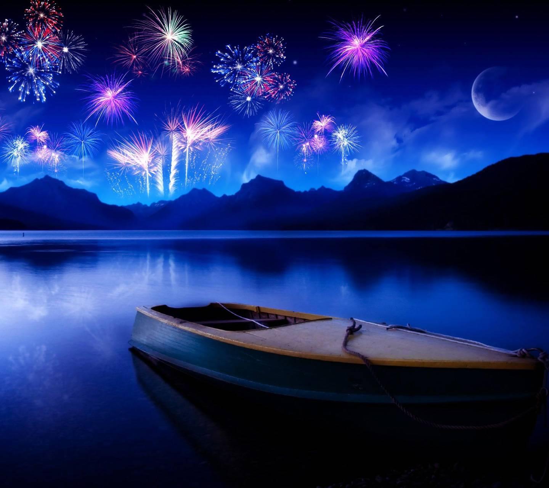 Magnificent Firework