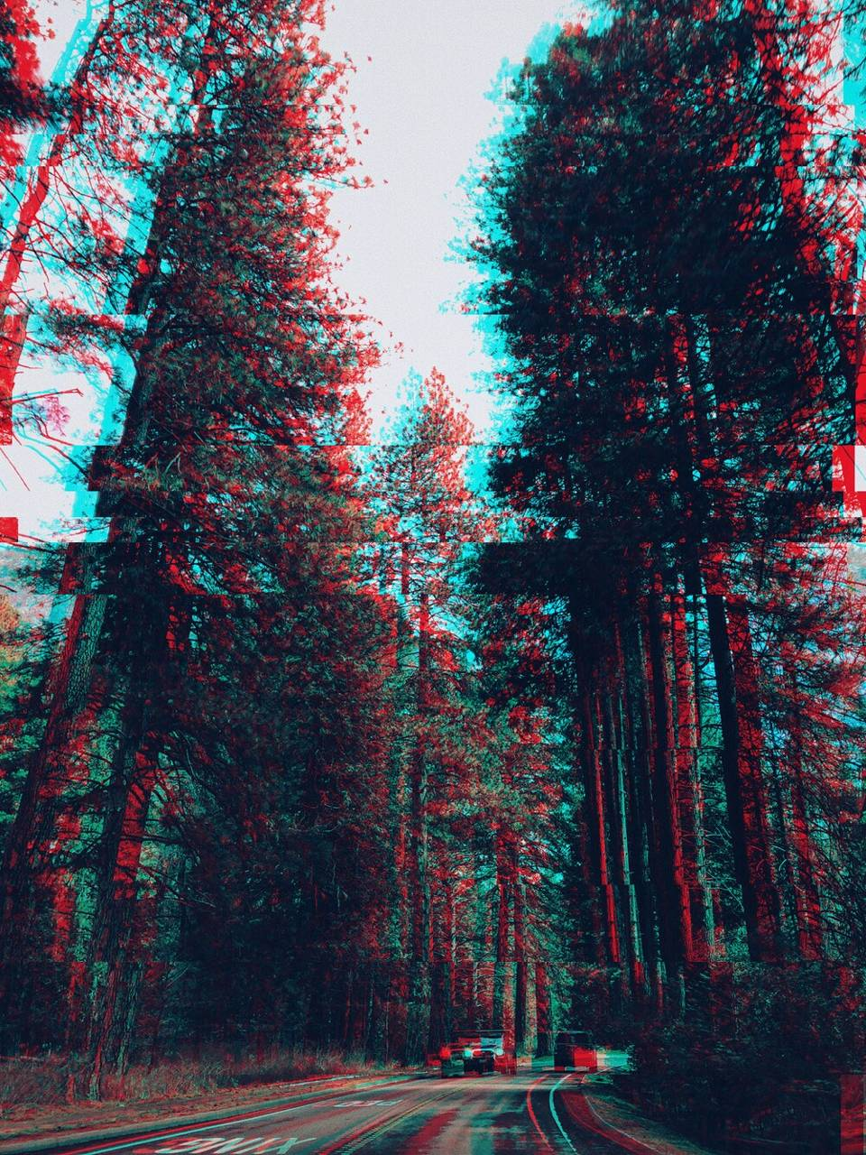 GliTched ForEst