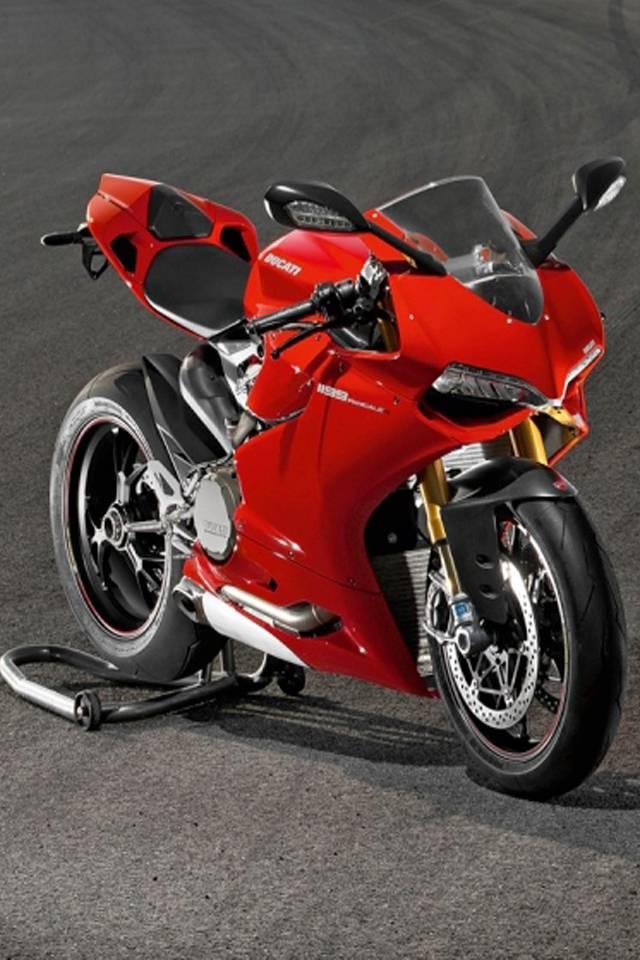 Ducati 1199 Upside