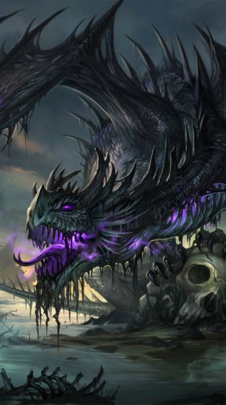 dragon dark