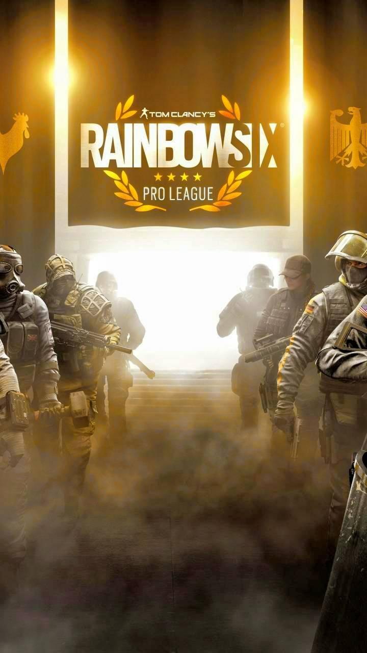 Rainbow 6 Suege