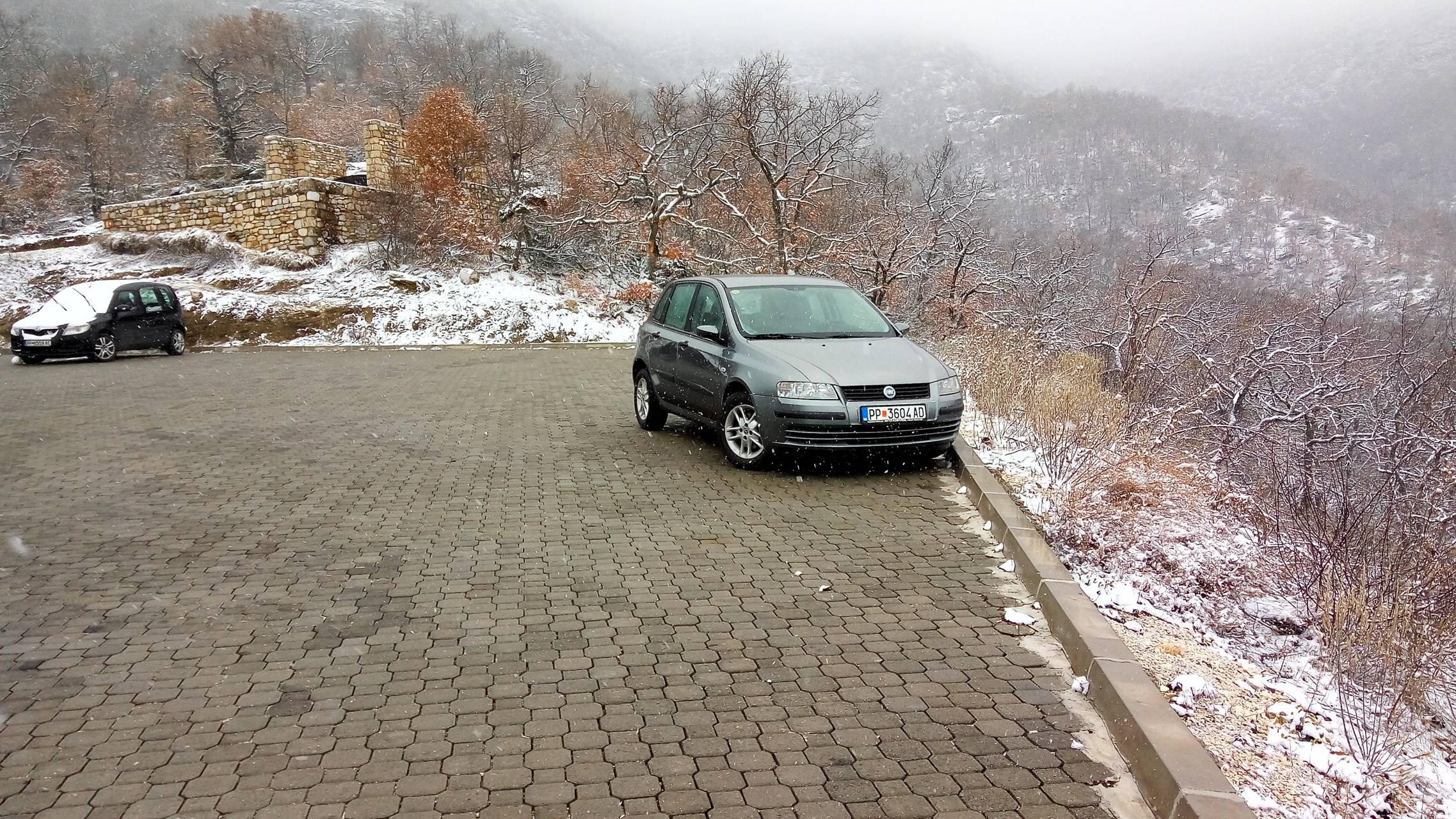 Fiat Stilo Macedonia