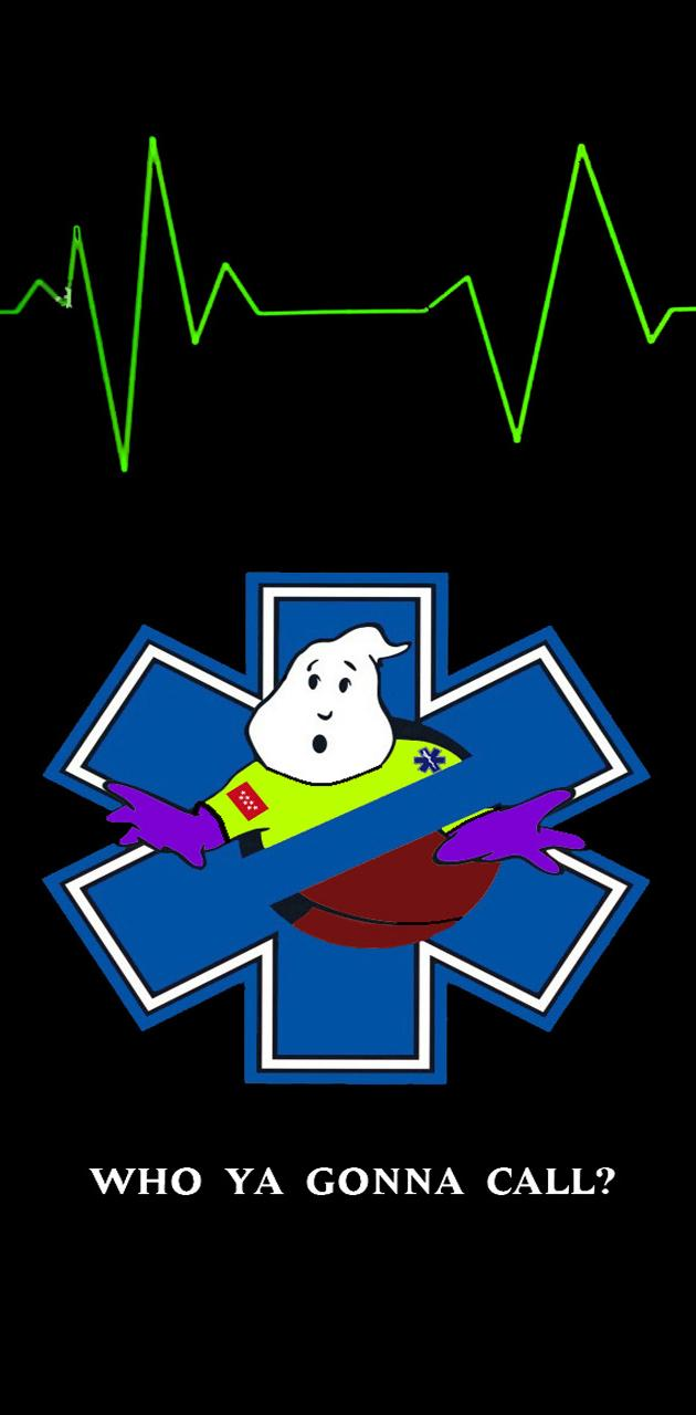 Ghostbuster EMS 3