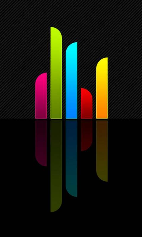 Coloured Bars