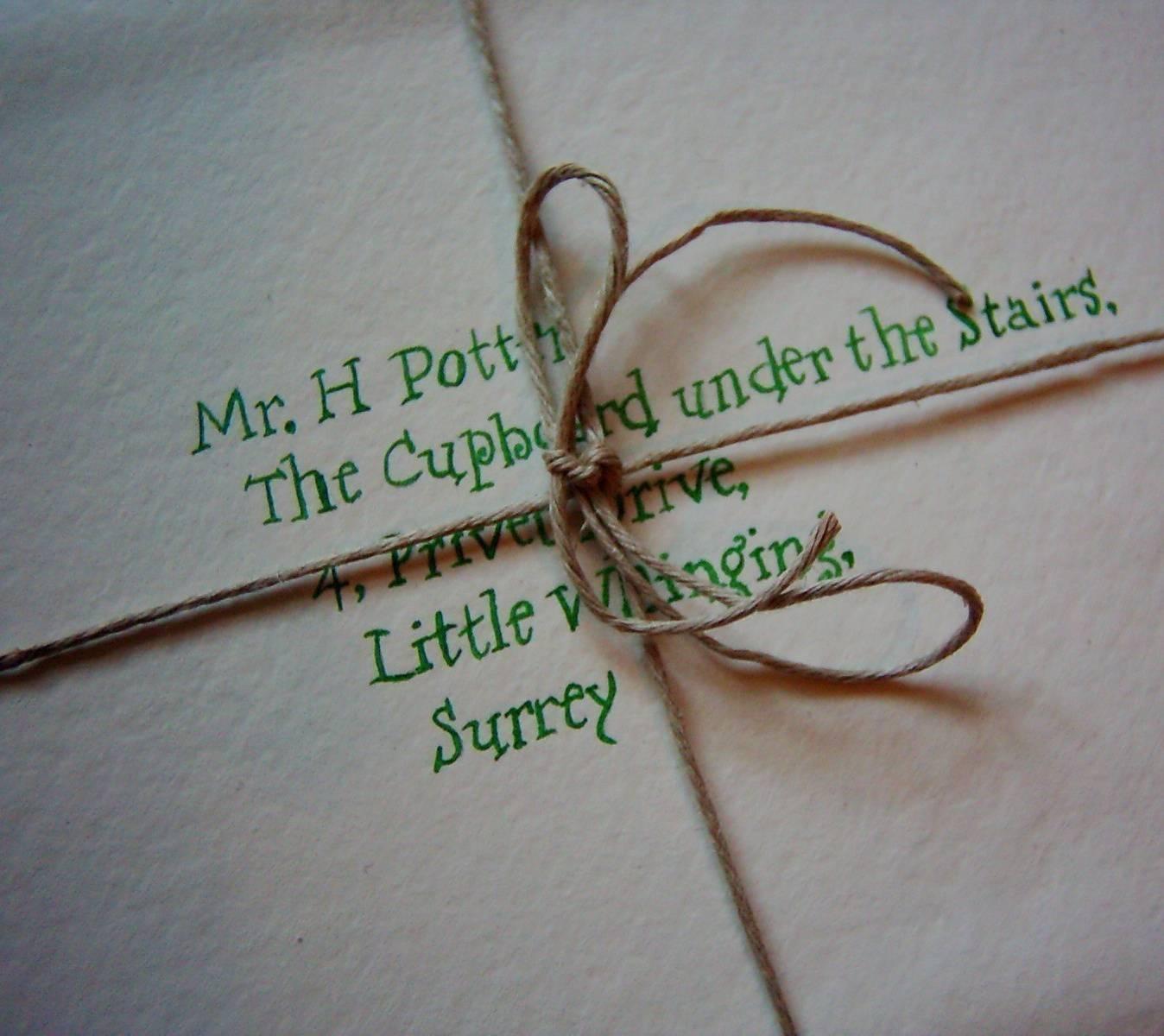 Potter Letter
