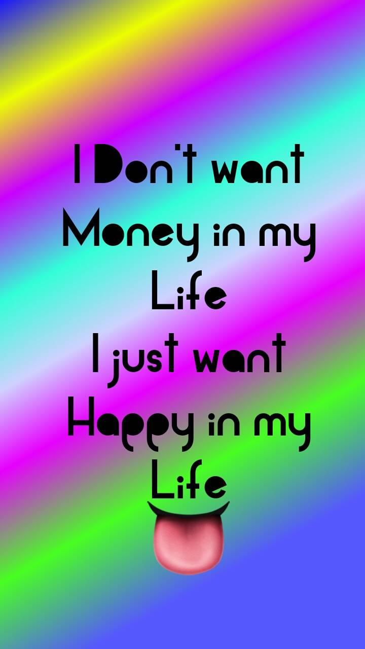 Want Happy