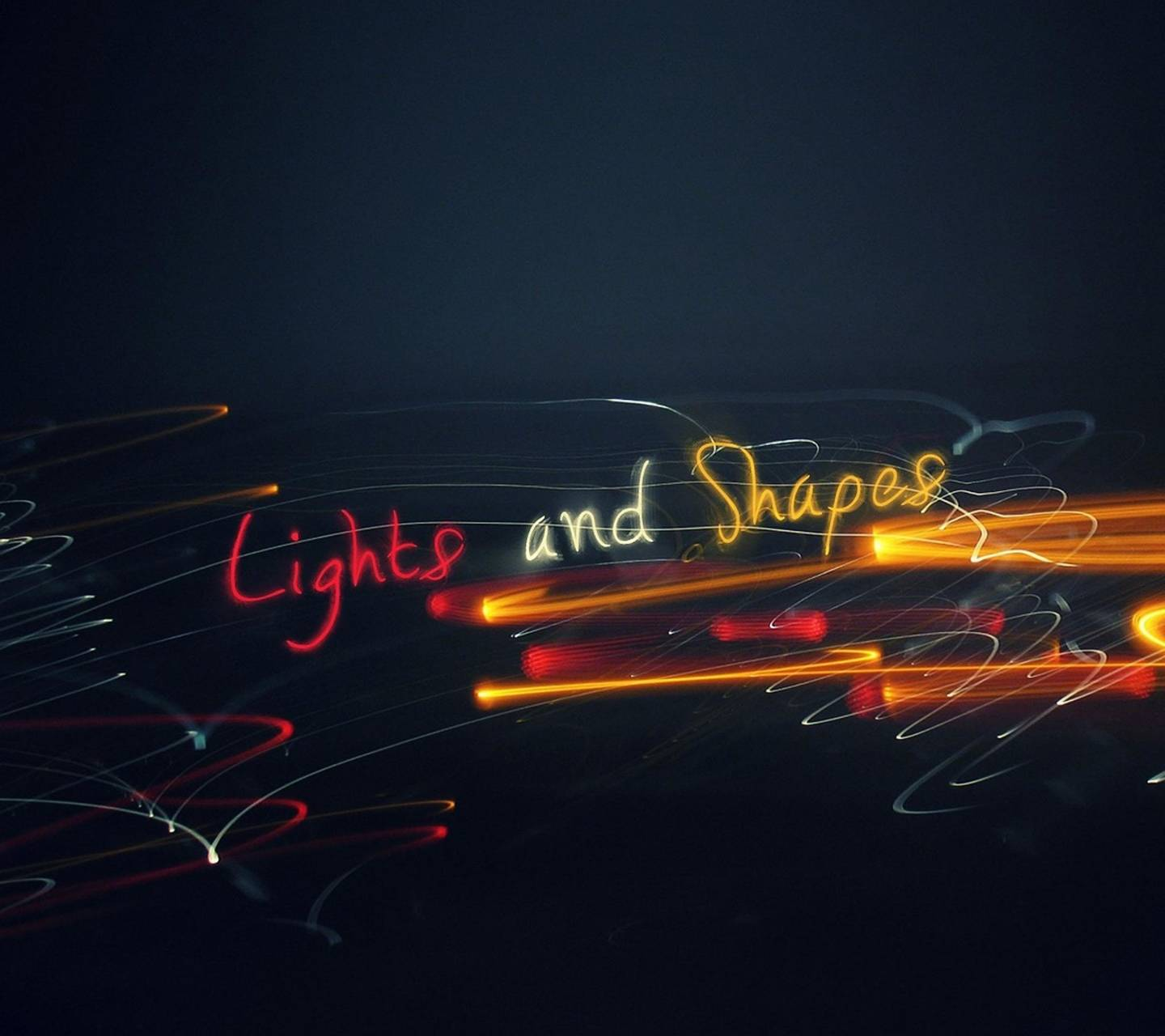 Lights and shapes HD