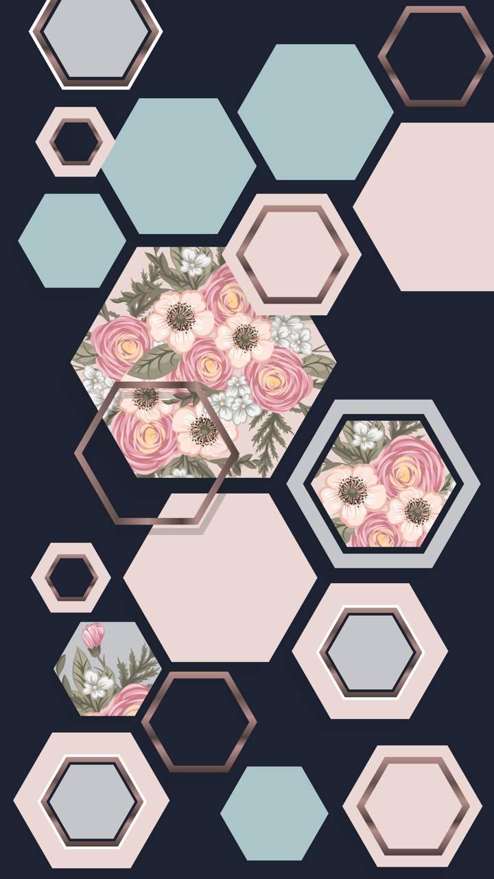 Flower Hexagon