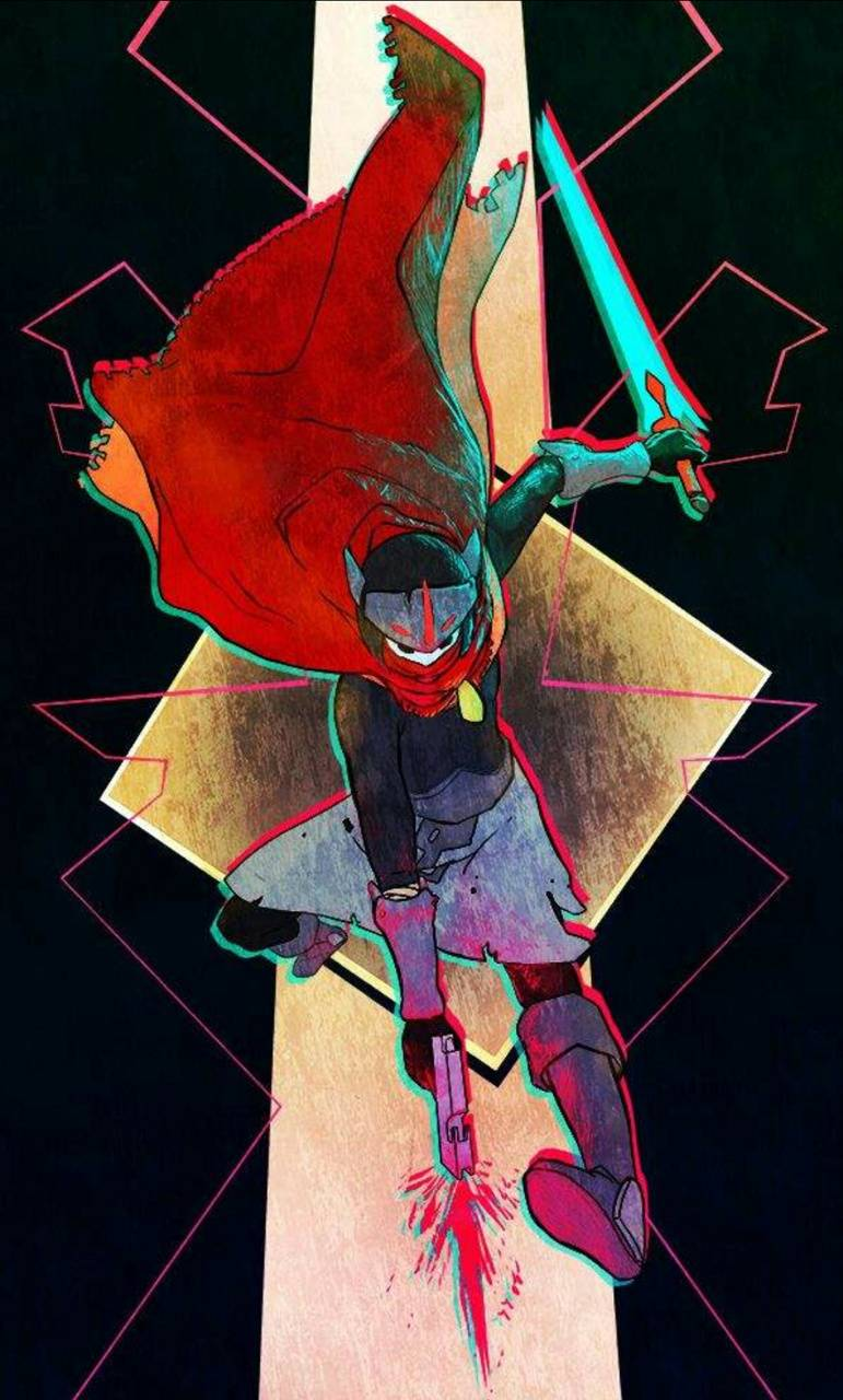 Hyper Light Drifter Wallpaper By Potato1234554321 4a Free On