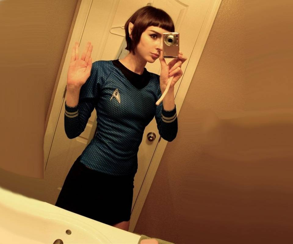 Cute Vulcan