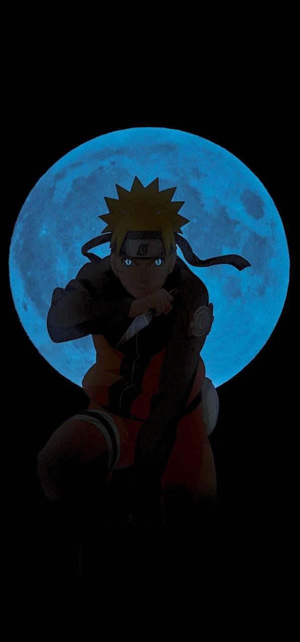 Naruto luna azul
